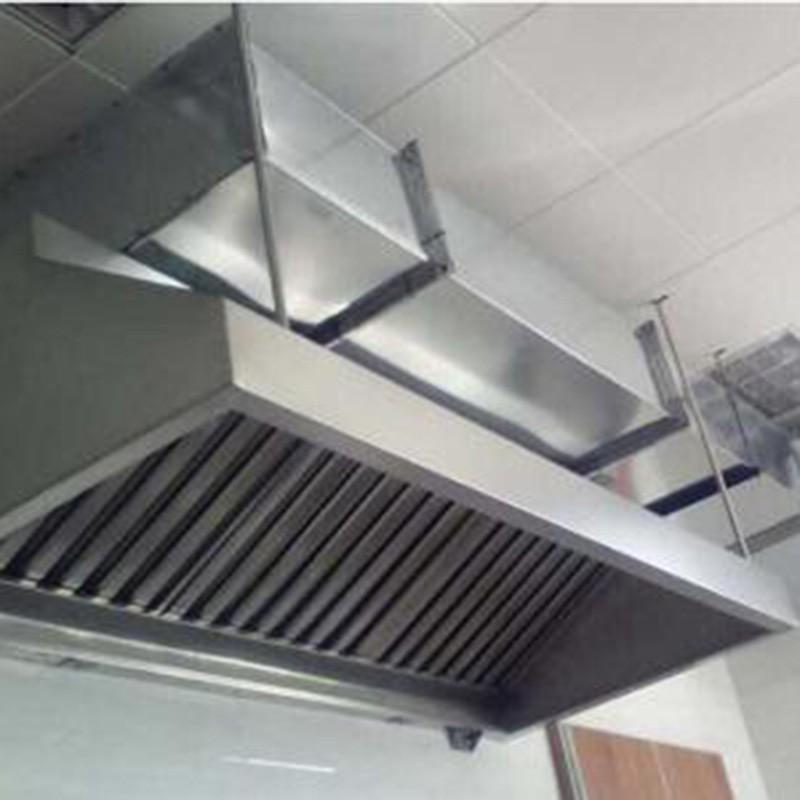 排煙排風系統餐飲排煙設施