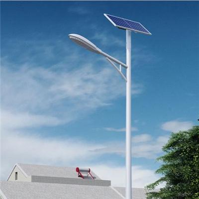 南皮农村太阳能路灯30瓦节能灯庭院景观led灯