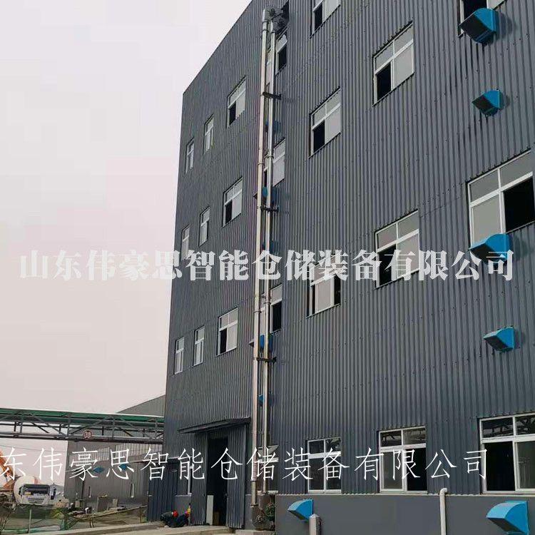 鐵粉管鏈粉料輸送機 管鏈式粉體輸送設備