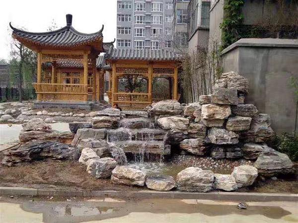 碩銘公司 四方 景觀假山石 太湖石假山
