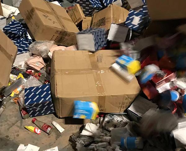 上海運動服裝報廢處理電話,松江淘汰工作服銷毀,鞋子銷毀