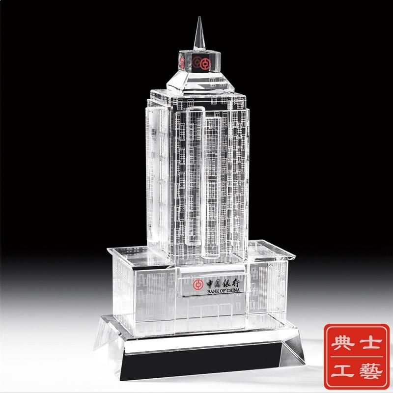 北京定做大樓建成竣工禮品、大樓立體模型擺件紀念品的公司