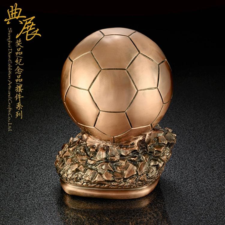 足球模型獎杯,錦州足球聯誼賽頒獎獎杯,團體獎杯設計制作廠家