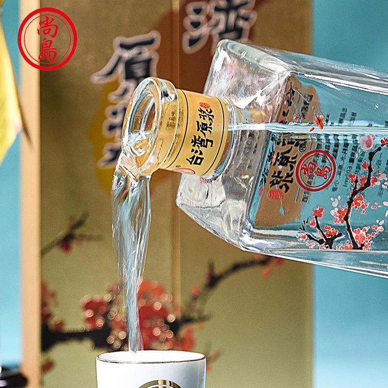 尚島高粱酒 江西省 白酒深厚的文化底蘊