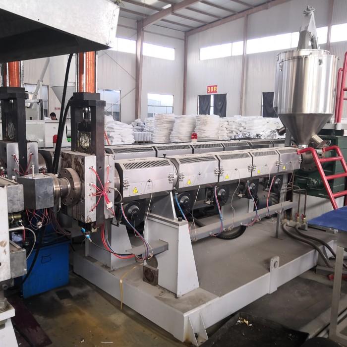 PP中空格子板生產線 瓦楞板生產線 萬通板生產線