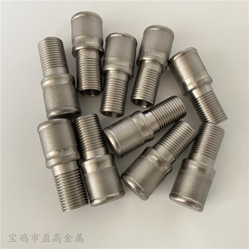 盈高316L不銹鋼,鈦燒結過濾濾筒,傳感器保護頭鈦濾芯