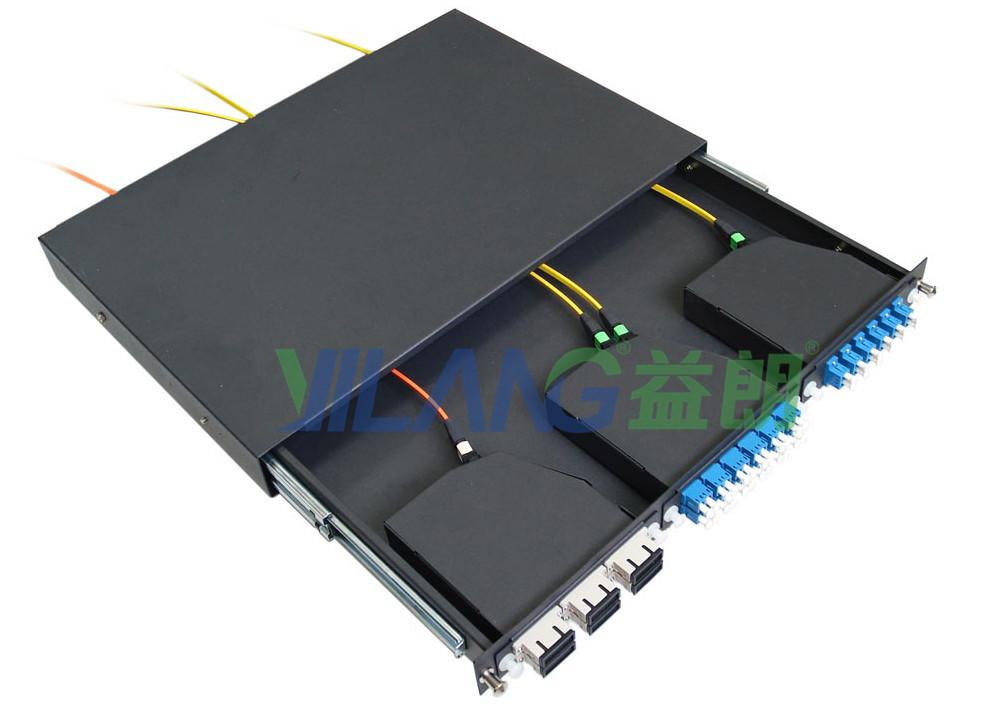 144芯MPO預端高密度光纖配線架