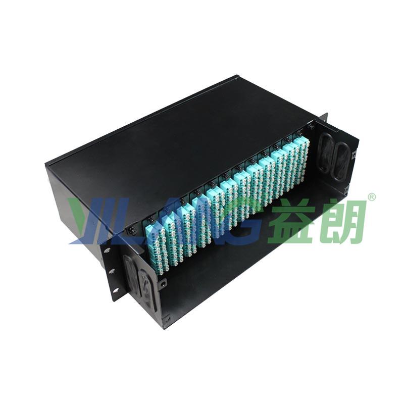 72芯MPO預端高密度光纖配線架