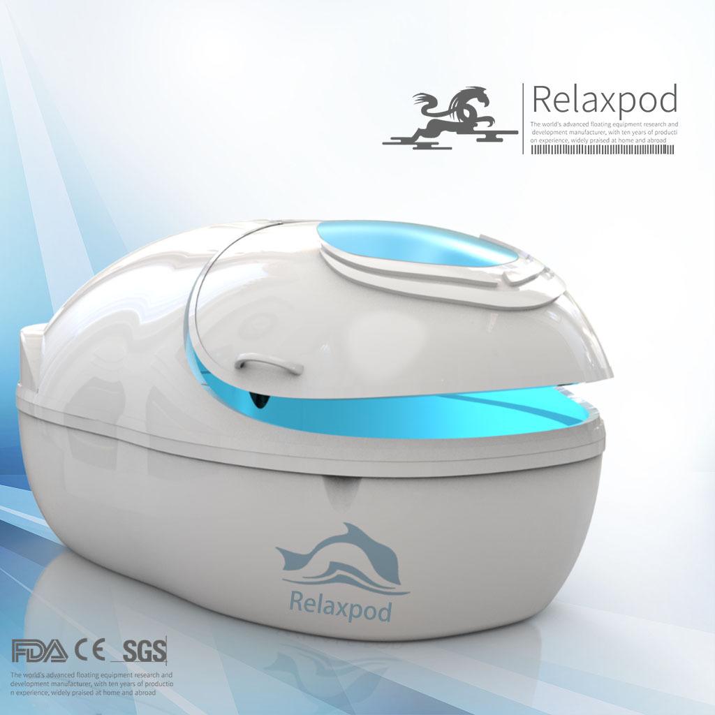 Relaxpod智能太空漂浮舱娱乐级