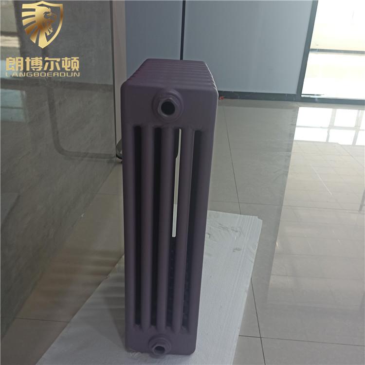 钢五柱散热器 钢管五柱散热器 车间用钢五柱散热器 采暖散热器