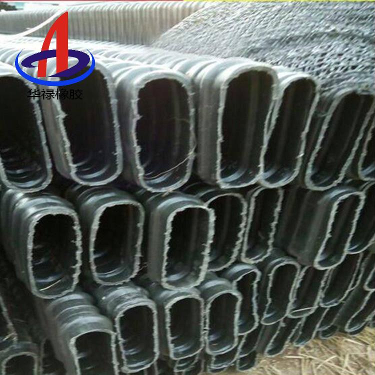 桥梁塑料波纹管 PVC波纹管河北华禄施工工艺流程