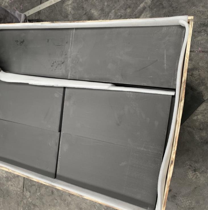 金石石墨高纯等静压石墨可定制规格高纯石墨板材