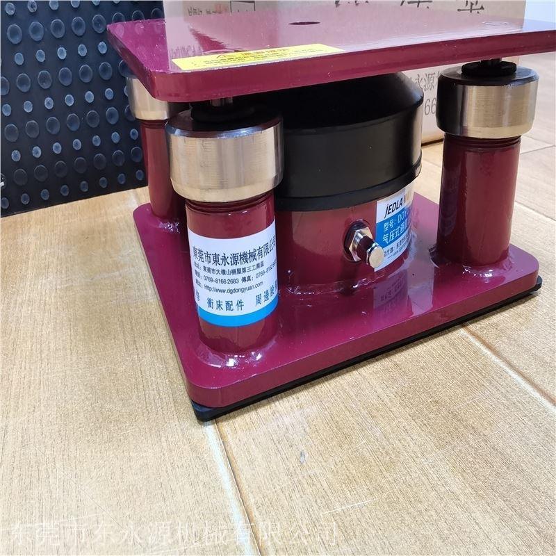 楼上工业风机减震垫,锦德莱快餐盒生产线防震脚垫规格