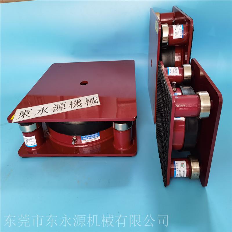 三次元隔震墊,設備底座避震器 選錦德萊