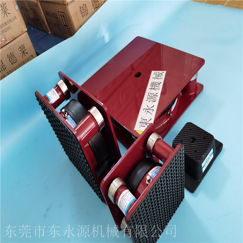机器在楼上用的防振垫,仪器包装袋设备减振垫 找东永源