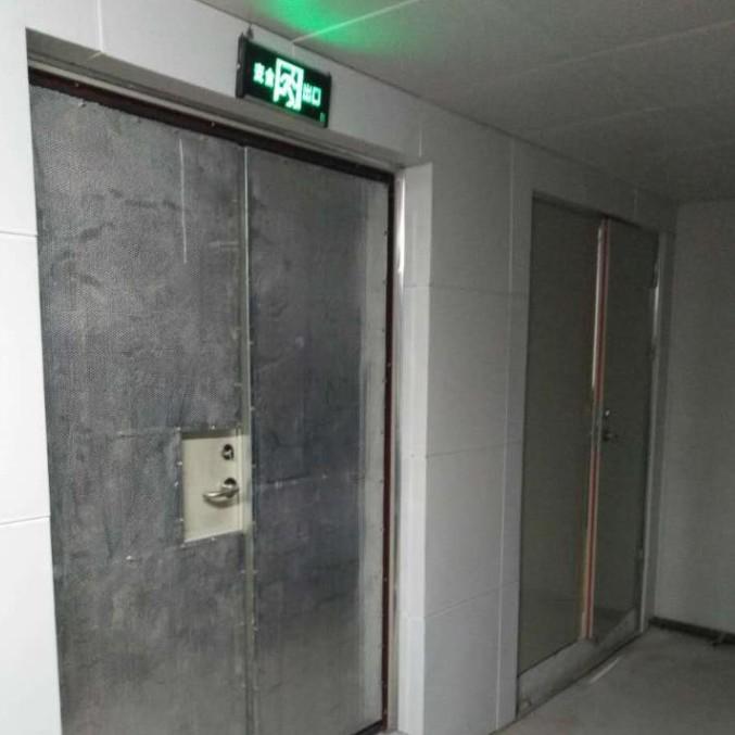 江门珠海机房环保降噪安装工程 隔音门 隔音环保工程
