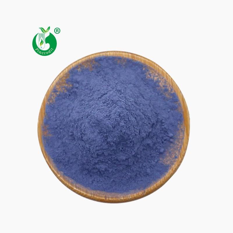 【蝶豆花粉】蝶豆花藍色素 帶空運鑒定和農殘檢測 藍蝴蝶花粉