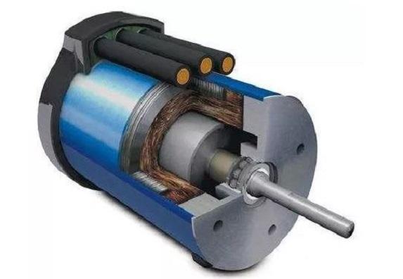 直流电机的组成结构和工作原理介绍