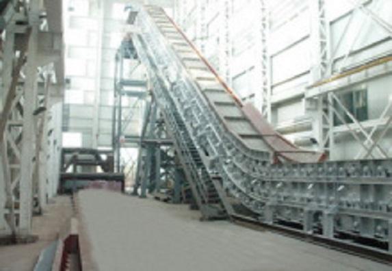 干式排渣机的发展历程