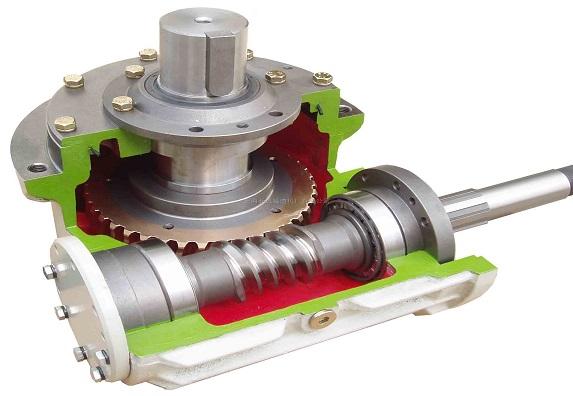 蜗轮蜗杆减速机介绍