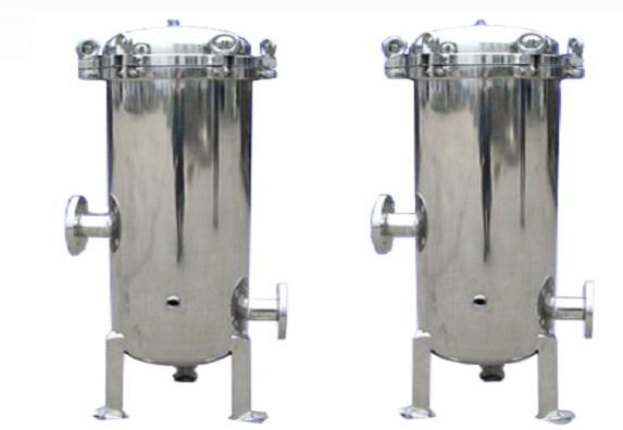 袋式过滤器的结构和工作原理