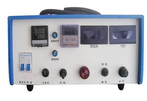 电镀整流机的维护方法